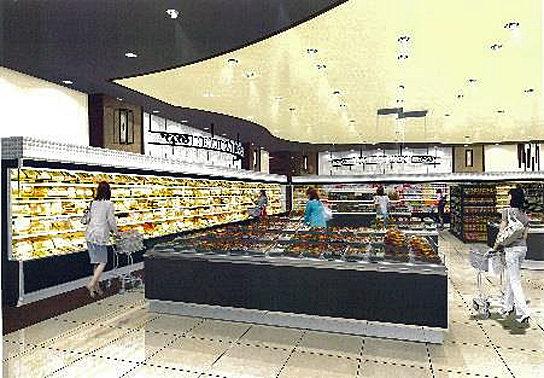 20171023rosen2 544x378 - 相鉄ローゼン/横浜市に自動演奏ピアノ導入、即食性商品強化の新店