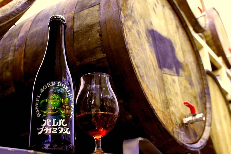 ヤッホーブルーイング/ウイスキー樽で熟成させたクラフトビール