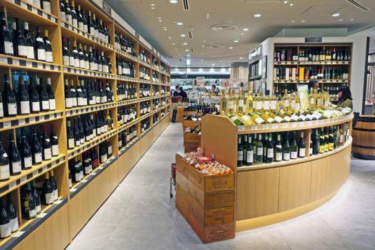 ワインショップ・エノテカ池袋東武店