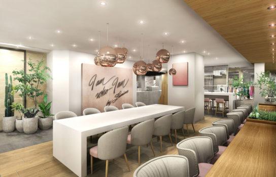 ルミネの初のカフェ業態「Lumine Cafe」