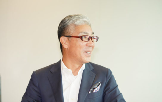 MGLの坂宜暁執行役員