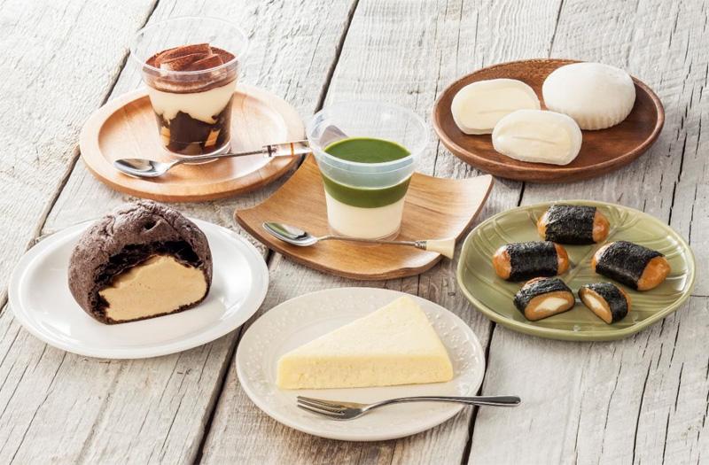 セブン-イレブン/11月11日「チーズの日」に合わせ、チーズスイーツ6品投入