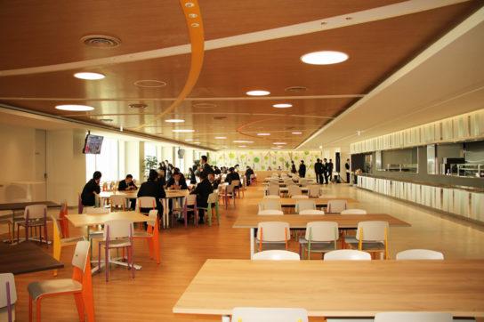 社員食堂「mei cafe」
