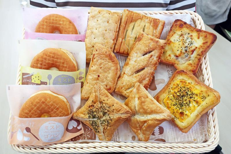 ミスタードーナツ/食事もできるミスドに進化、軽食メニュー11種を発売