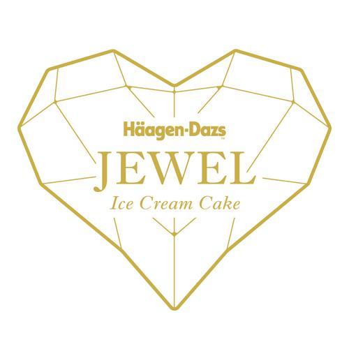 Haagen-Dazs JEWEL Ice Cream Cake