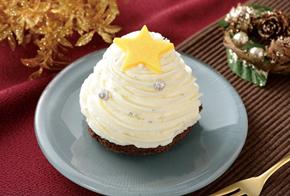 ローソン/おひとりさま向けサイズのクリスマスケーキ発売