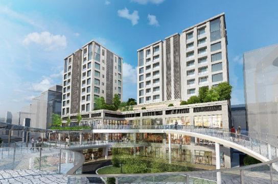 JR芦屋駅直結 複合開発プロジェクト