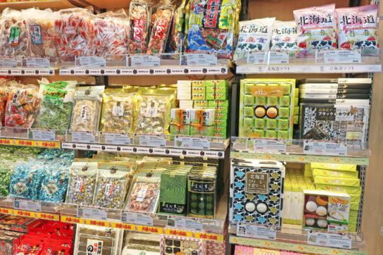 1階東京土産コーナー