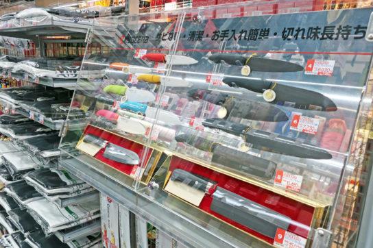 訪日外国人観光客の人気のセラミック包丁