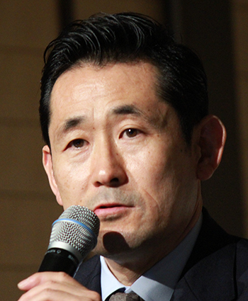 岡村製作所の松本 暁洋氏