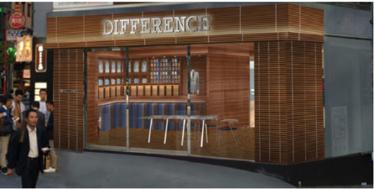 DIFFERENCE 六本木店
