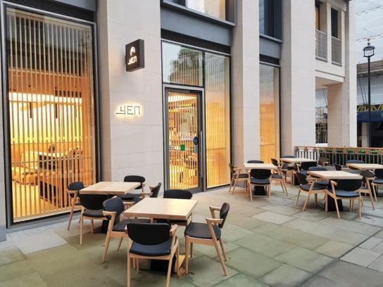 本格日本食レストラン「円(YEN)」