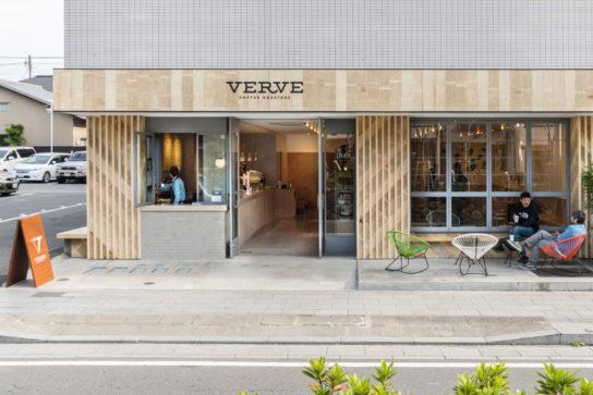 ヴァーヴコーヒー日本2号店
