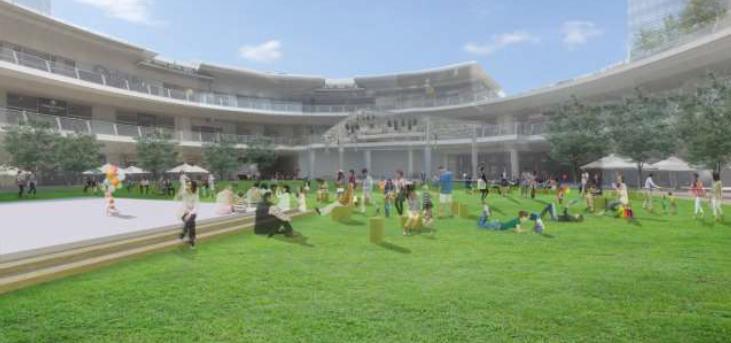 ラゾーナ川崎/2度目の大幅刷新、100店超の新規・改装オープン