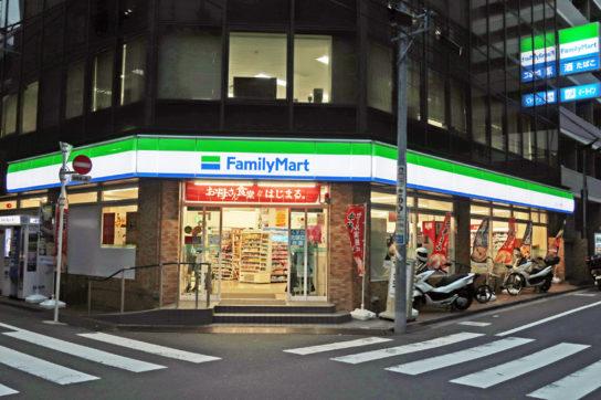 ファミリーマートの店舗(イメージカット)