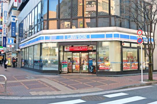 ローソンの店舗(イメージカット)