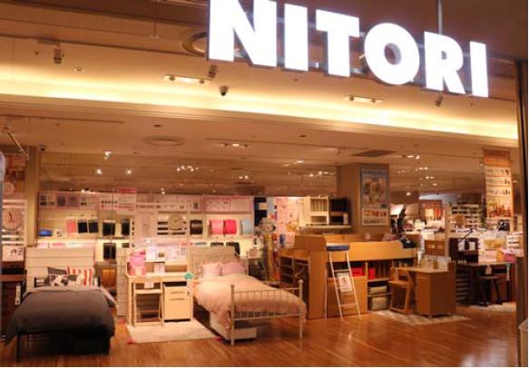 ニトリ/北海道、山口に連続オープン
