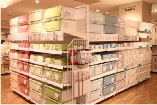 ニトリグループの店舗としては計517店舗