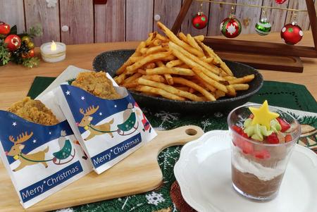 くら寿司/クリスマスメニュー初の「フライドチキン」