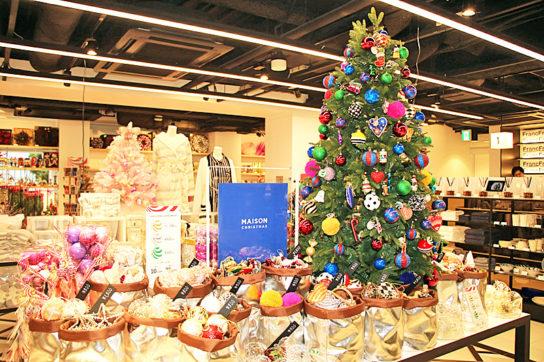 クリスマス売場(イメージカット)