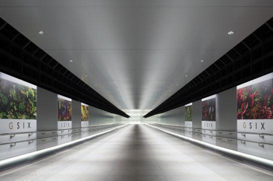 銀座駅から「GINZA SIX」につながる地下通路が開通