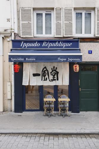 パリで3店目の一風堂