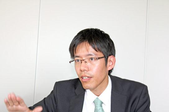 吉開朋弘技師