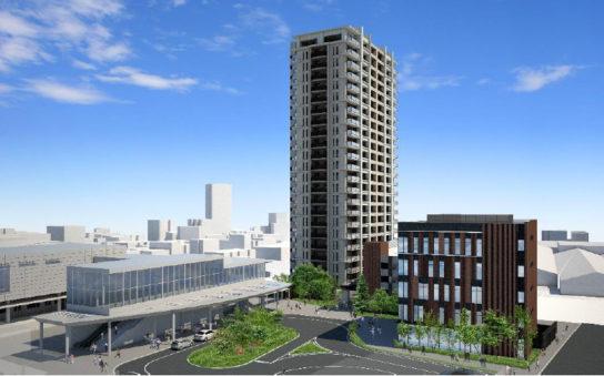 JR春日井駅南東地区第一種市街地再開発事業