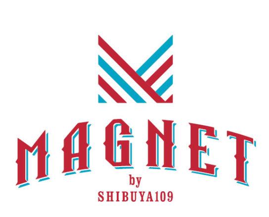 「MAGNET by SHIBUYA109」ロゴ
