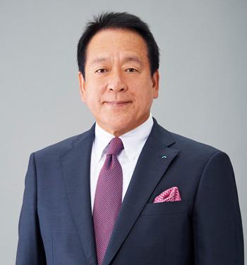 会長兼CEOに就任する尾崎氏