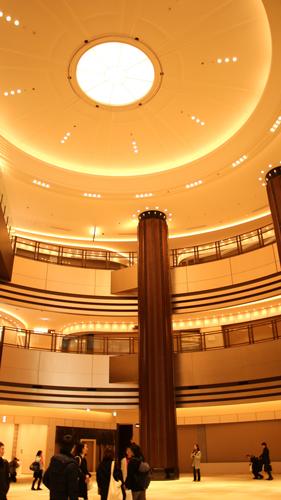 「国際ビジネス/芸術文化都心の街づくり」中核プロジェクト