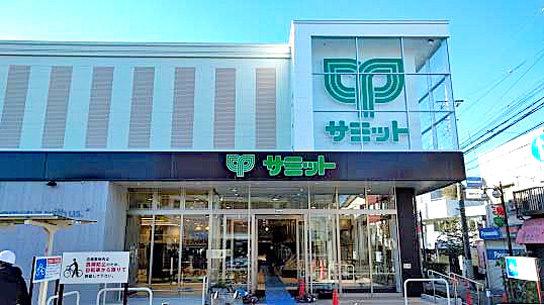 サミットストア江原町店