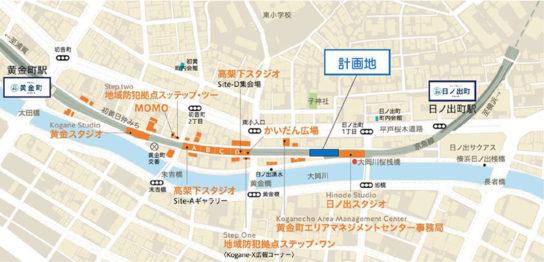 20180202keikyu2 544x262 - 京急/横浜に高架下タイニーハウスホステルやカフェからなる複合施設