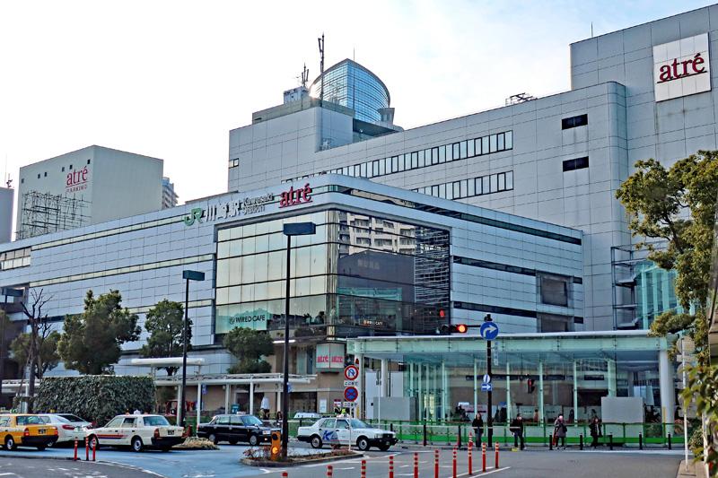 20180215atre 1 - アトレ川崎/エキナカ商業施設を新設、大規模リニューアルで230店体制に
