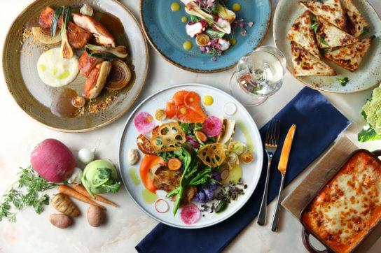 レストラン&ティールーム「DRAWING HOUSE OF HIBIYA」