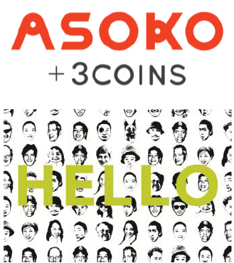 ASOKO+3COINS