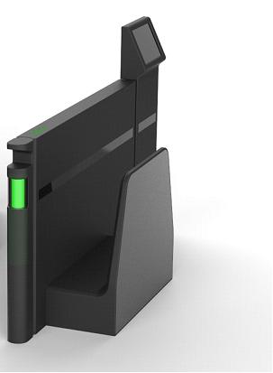 ウォークスルー型RFID 会計レーン