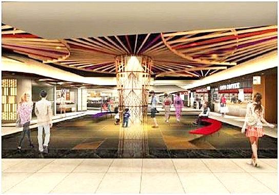 20180220porta3 544x381 - 京都駅前地下街ポルタ/東エリア全面刷新、食と京情緒・伝統美のエリア導入