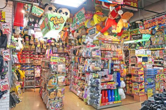 ドン・キホーテ名物のコスプレ売場