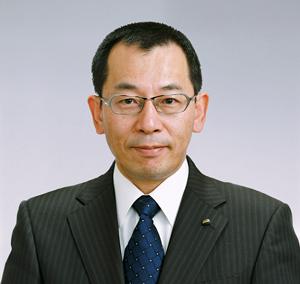 岡本均・新社長