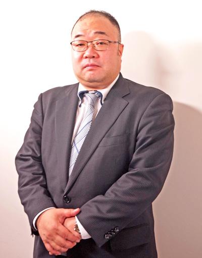 新社長の矢野靖二氏