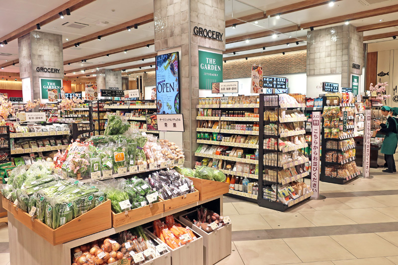 20180306garden 1 - ザ・ガーデン自由が丘/目標年商6.5億円、グランエミオ所沢に出店