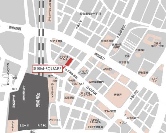 20180309mitui2 544x436 - 三井不動産/新宿駅直結の店舗・オフィスビル、国内最大級のGUCCIも出店