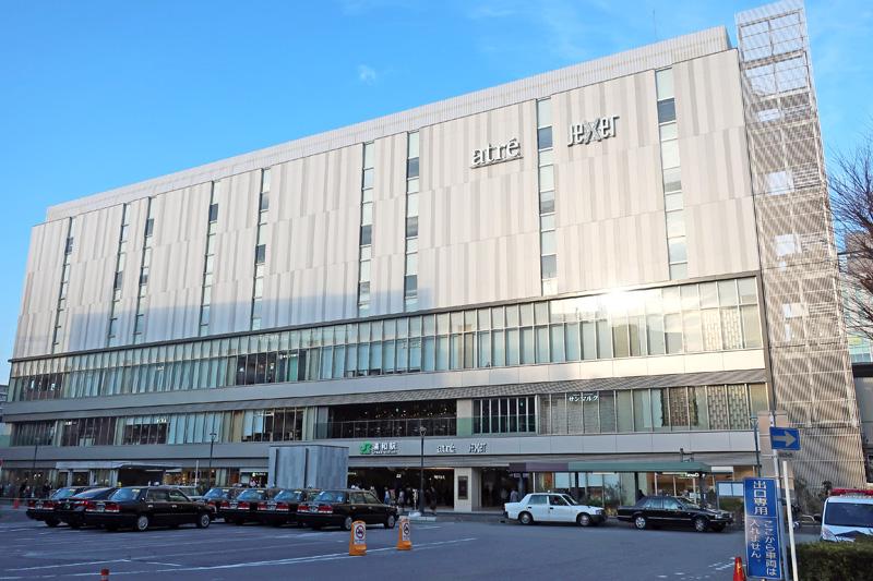 20180315atre 1 - アトレ浦和/目標年商19.8億円、全21店で「West Area」開業
