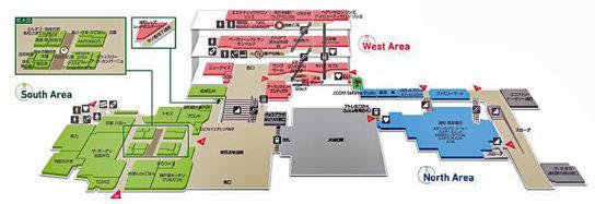 20180315atre 2 544x187 - アトレ浦和/目標年商19.8億円、全21店で「West Area」開業