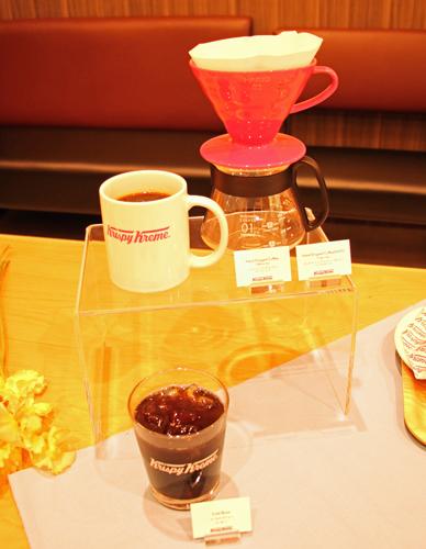 ハンドドリップコーヒーを提供