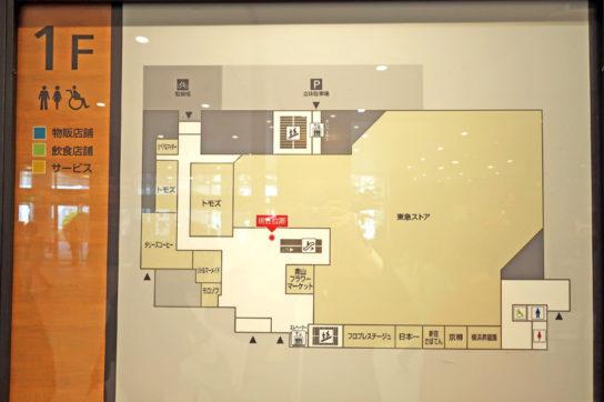 1階フロアレイアウト