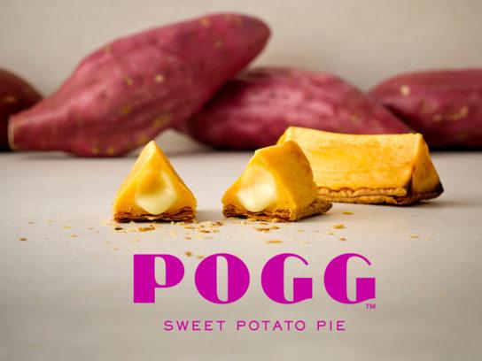 焼きたてスイートポテトパイ専門店「POGG」