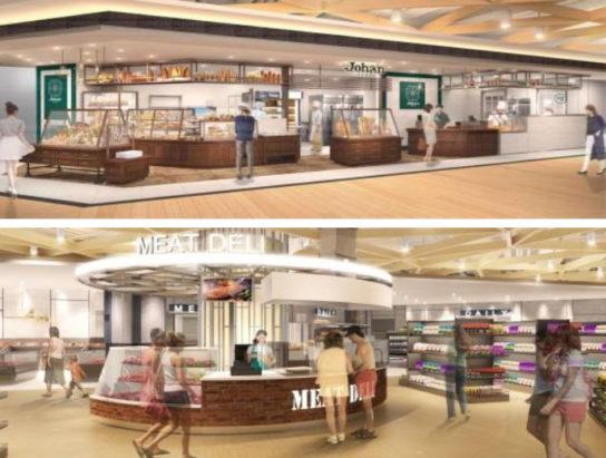 20180328isetan3 544x411 - 三越伊勢丹/中国・成都に食とくらしの複合型スーパーマーケット出店