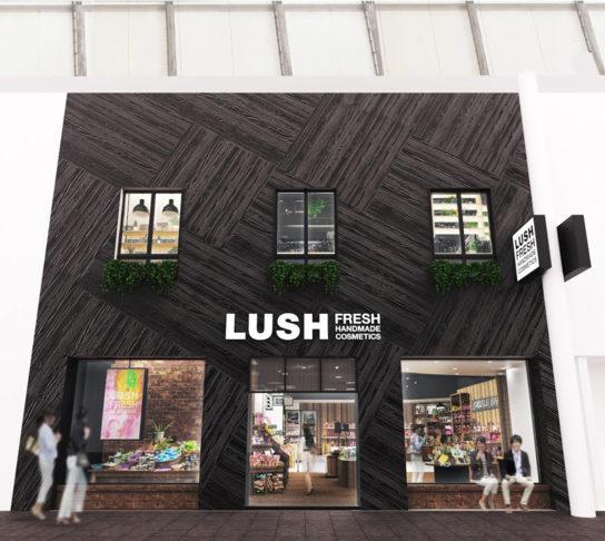 LUSH 神戸三宮店